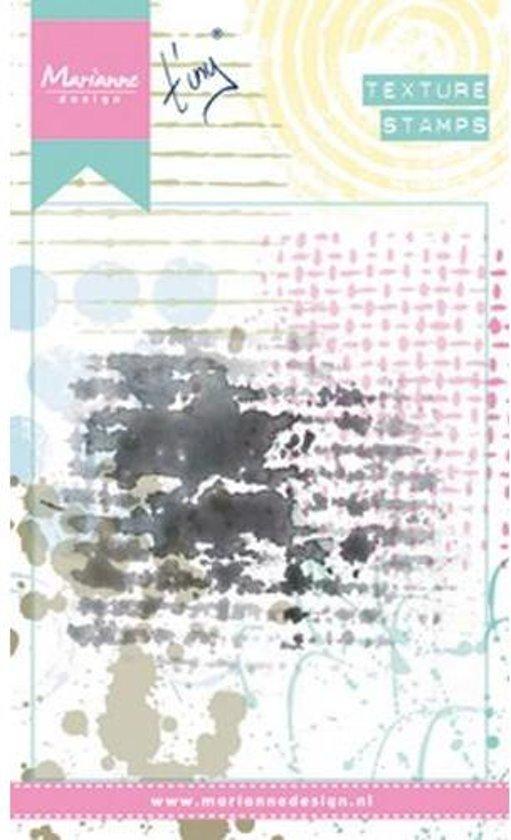 Marianne Design Cling Stempel Tinys imprint MM1616