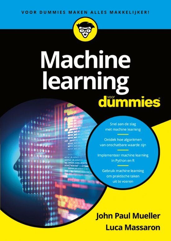 2019 e-Boek] Machine Learning voor Dummies PDF ePUB Download