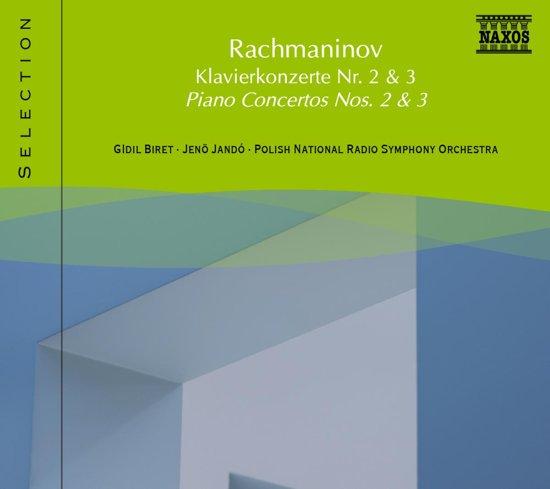 Rachmaninov:Piano Concert.2&3