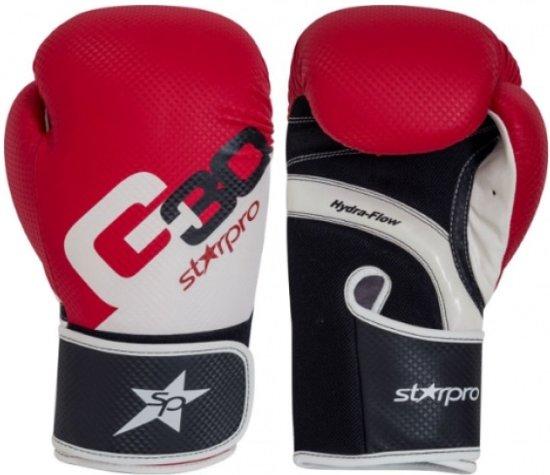 Bokshandschoenen voor trainingen Starpro G30   8 oz