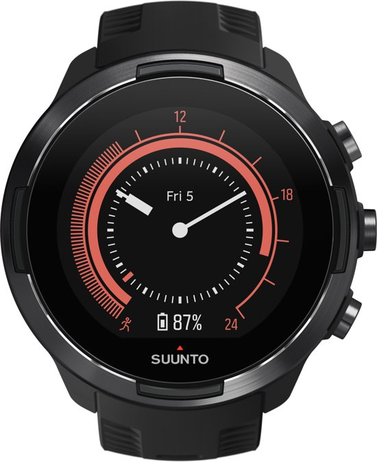 Suunto 9 G1 Baro - Multisporthorloge - GPS - Black