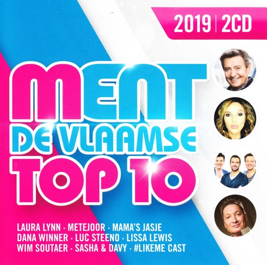 Ment - De Vlaamse Top 10 2019