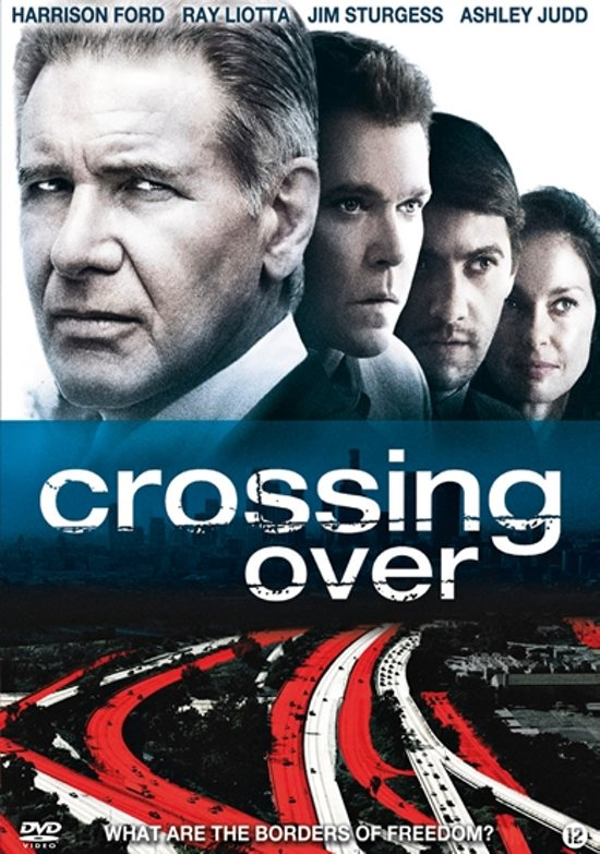 Cover van de film 'Crossing Over'