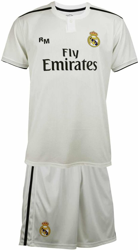 Real Madrid Replica Tenue Thuis 18/19 - Kids