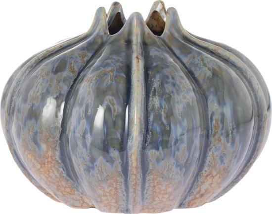 Riverdale Lynton - Vaas - 15cm - grijs/bruin