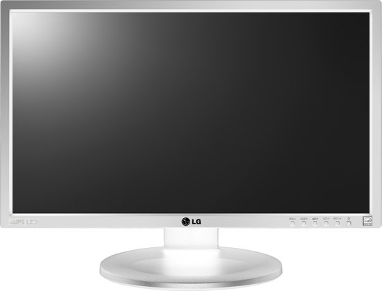 LG 23MB35PY-W 23'' Full HD LED Wit computer monitor