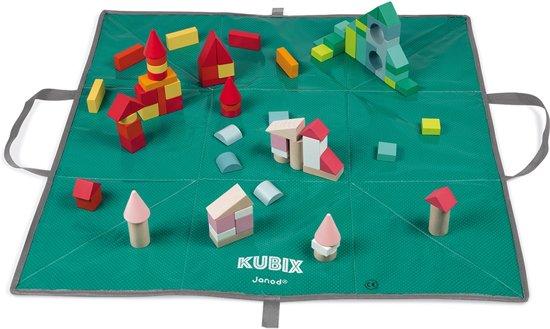 Janod Kubix Blokkenset 80-delig
