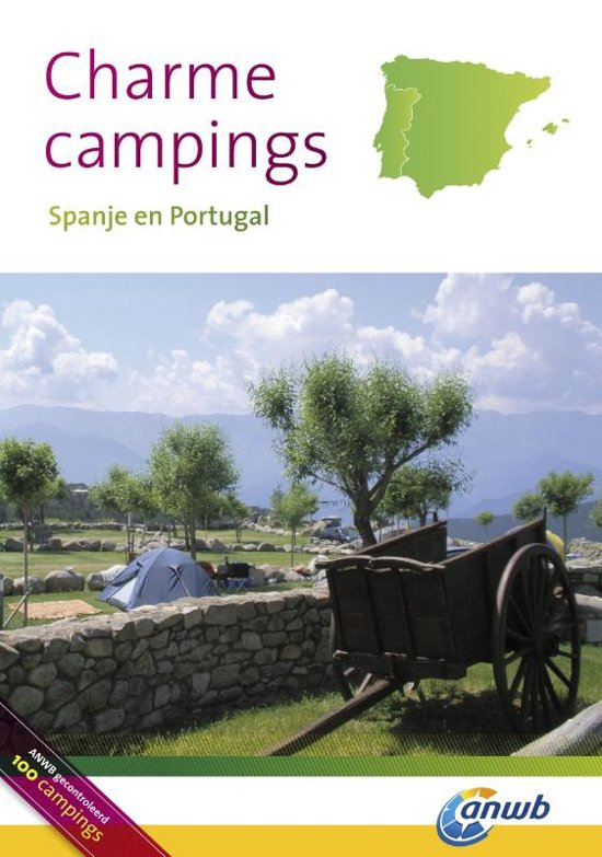 ANWB charmecampings - Spanje, Portugal