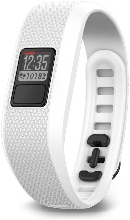 Garmin Vivofit 3 - Activity tracker - Wit - Large