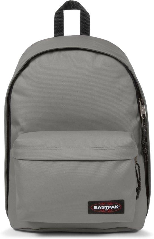 later maat 40 geen verkoopbelasting Eastpak Out Of Office Rugzak - 14 inch laptopvak - Silky Grey
