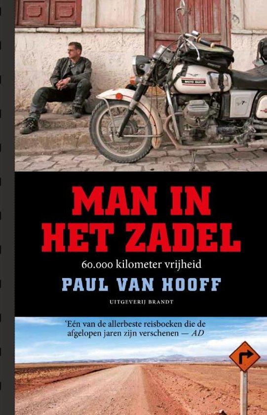 Boek cover Man in het zadel van Paul van Hooff (Onbekend)