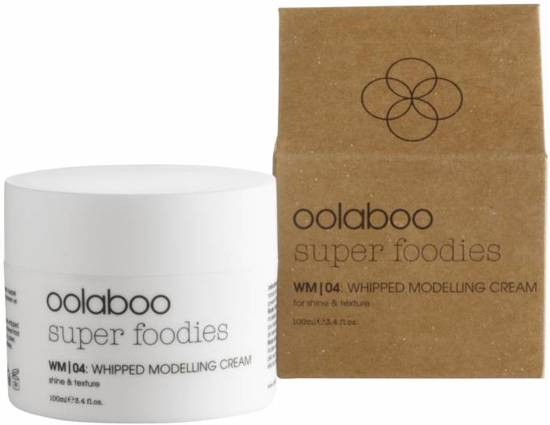 oolaboo super foodies whipped modelling cream