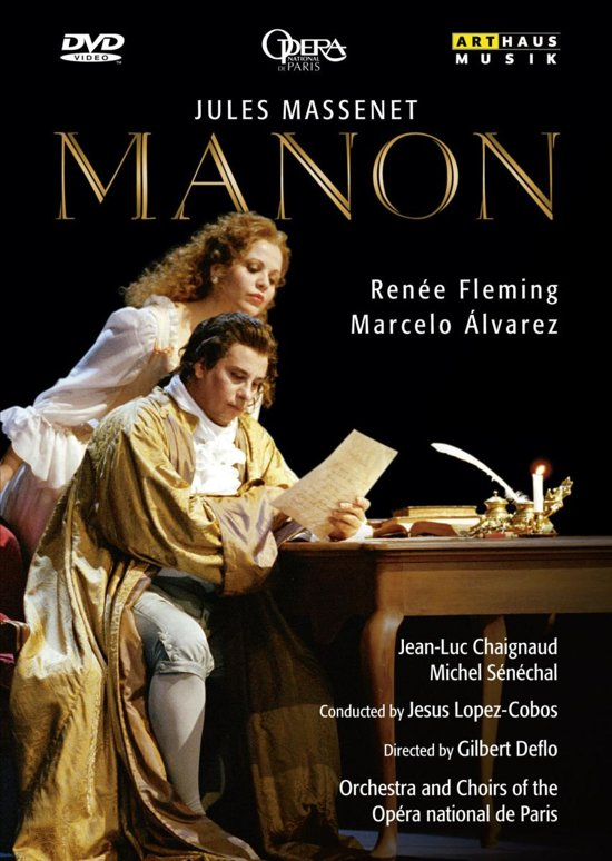 Manon Oper National De Paris 2001