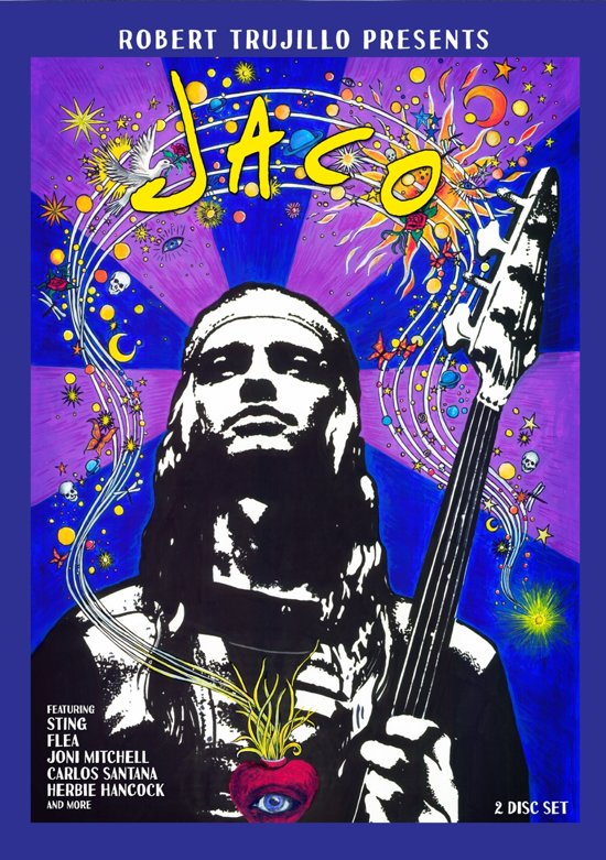 Jaco The Film (DVD) 2-Disc