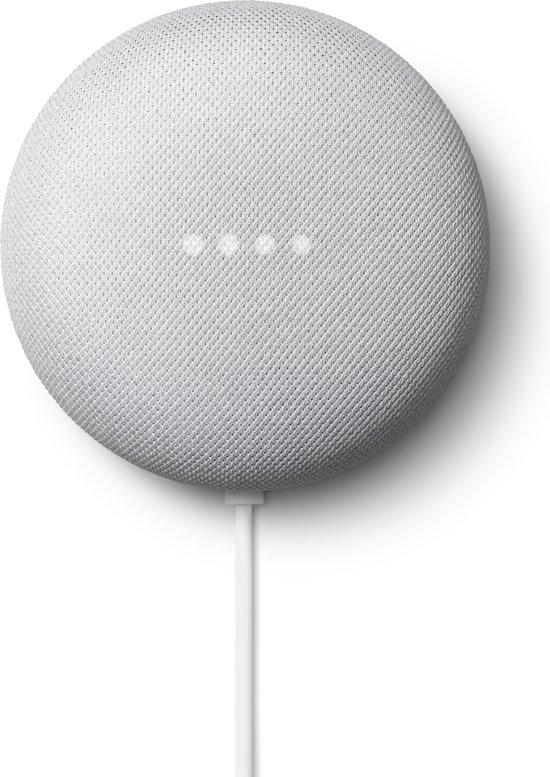 Google Nest Mini - Smart Speaker / Grijs / Nederlandstalig