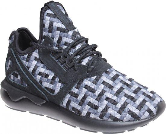 | Adidas Sneakers Tubular Runner Heren Zwartgrijs