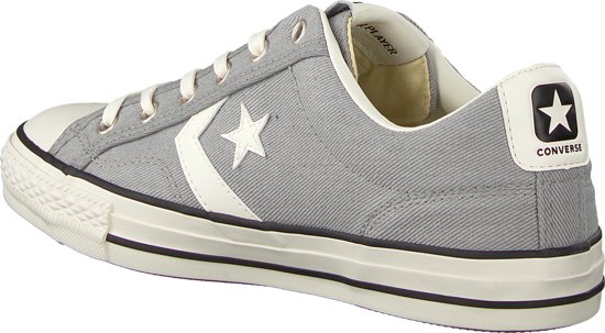 45 Heren Maat Sneakers Player Star Grijs Ox Men Converse OBqw8B