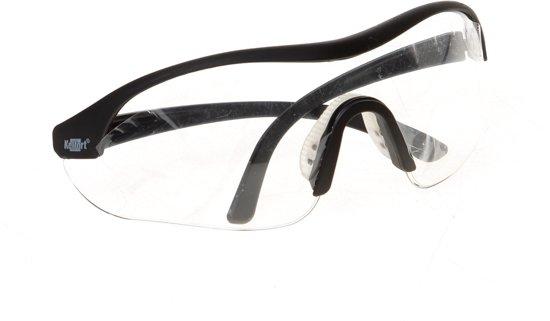 Veiligheidsbril classic - Zwart