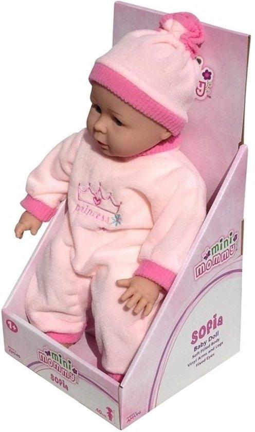 Mini Mommy Babypop Sofia Roze 40 Cm