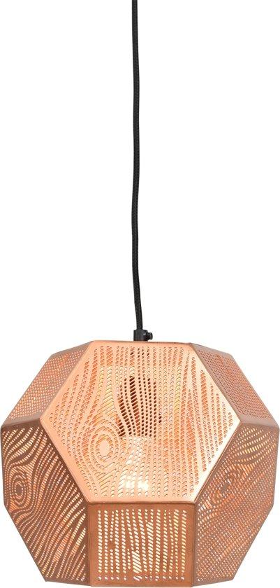 Urban Interiors - Edgy - Hanglamp - Ø25cm. - Koper