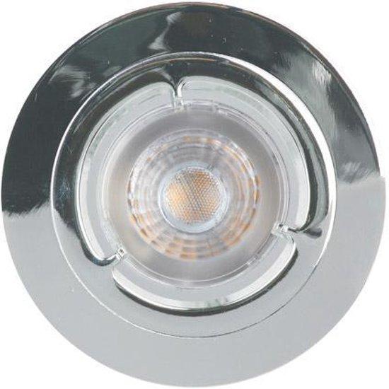 Lightthings Inbouwspot IP44 GU10 4,4W, LT1483519