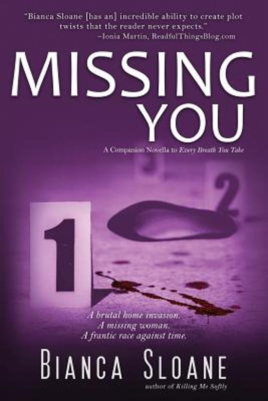 Bolcom Missing You Bianca Sloane 9781533054142 Boeken