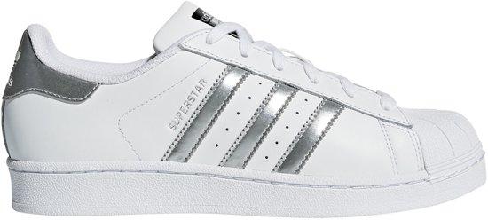 Adidas Dames Sneakers Superstar Dames - Wit - Maat 38⅔