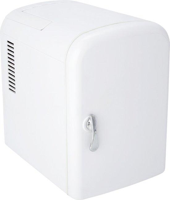 Mini koelkast voor in de auto 4 liter 12V of 100-240V aansluiting