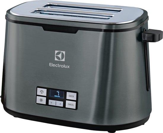 Electrolux EAT7810 2snede(n) 980W Kolen broodrooster