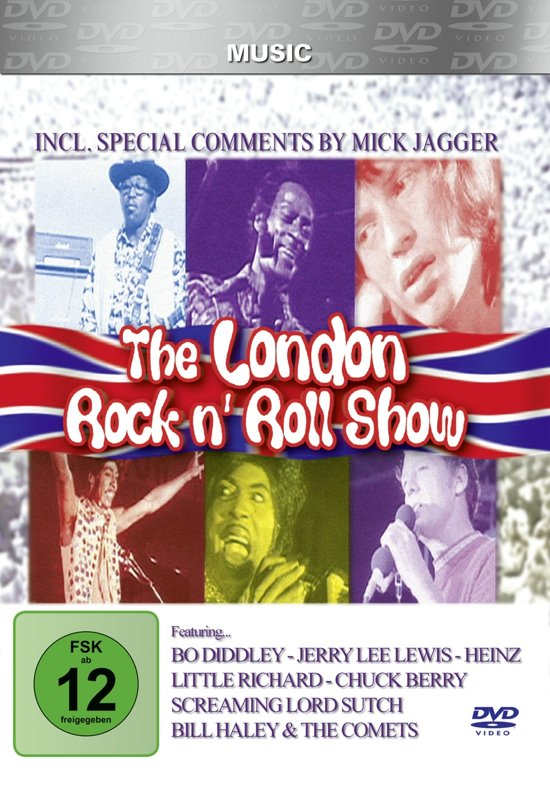 The London Rock'N Roll Show
