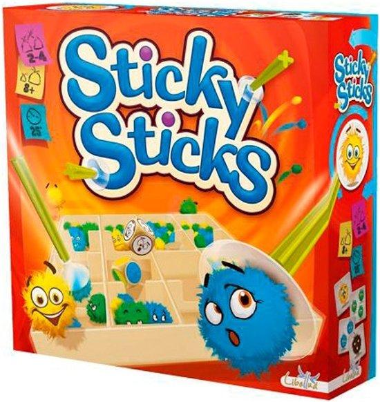 Afbeelding van het spel Sticky sticks - Indoor Actiespel