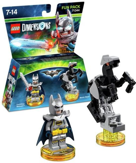 LEGO Dimensions - Fun Pack - Batman Movie (Multiplatform)
