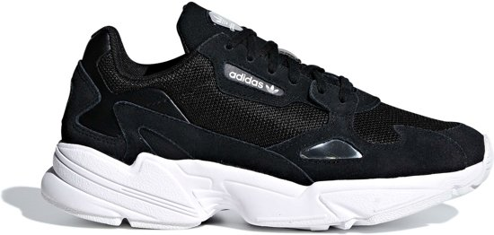 on sale 67744 375ee Adidas Dames Sneakers Falcon W - Zwart - Maat 40⅔