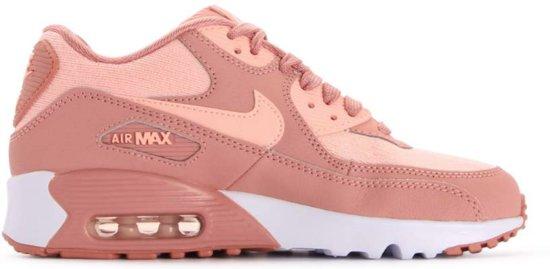 62a4be8b7a4 bol.com | Nike Air Max 90 Sneakers Kinderen - roze