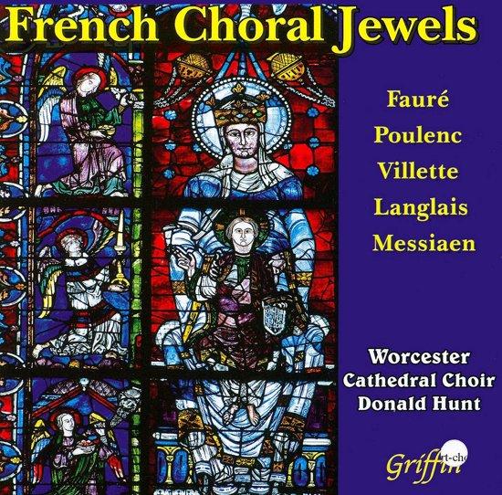 French Choral Jewels (Villette, Durufle, Langlais
