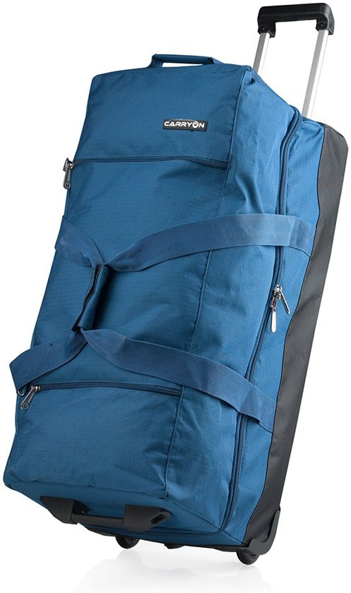 CarryOn Daily - Double Loader wieltas - 108 liter - Blauw
