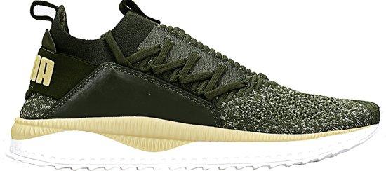 6c6ea338408 Puma Sneakers Tsjugi Jun Heren Groen/khaki Maat 40.5