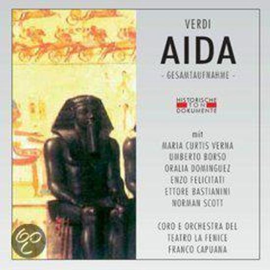 Coro E Orch.Del Teatro La - Aida