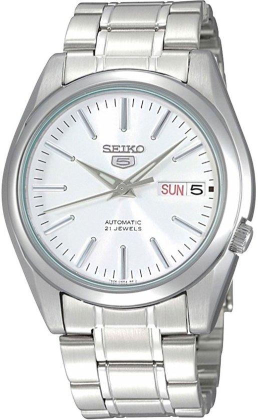 detailed look 37a0c a32c6 Seiko Horloge - SNKL41K1 - Automatisch uurwerk