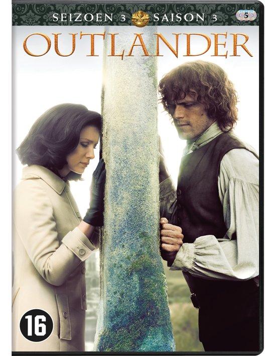 DVD cover van Outlander - Seizoen 3