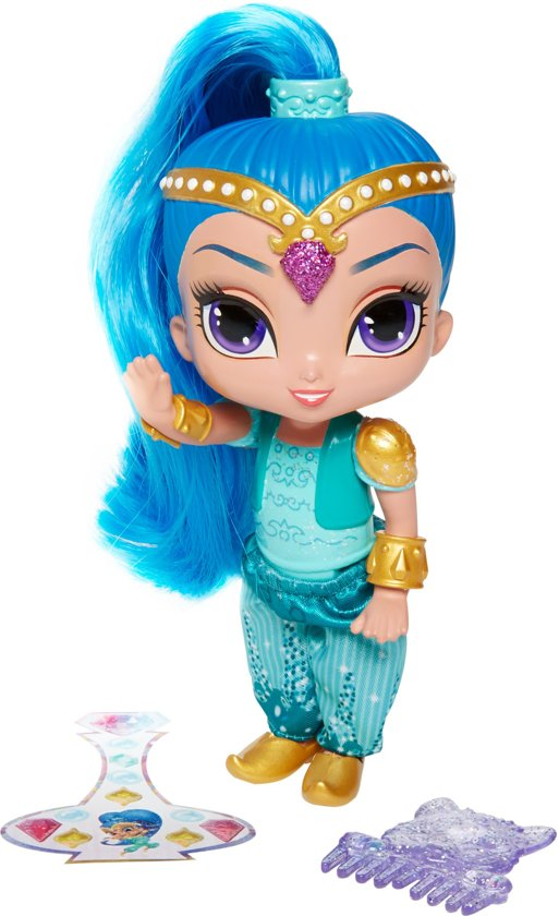 Fisher-Price Shimmer & Shine Genie Shine - Pop