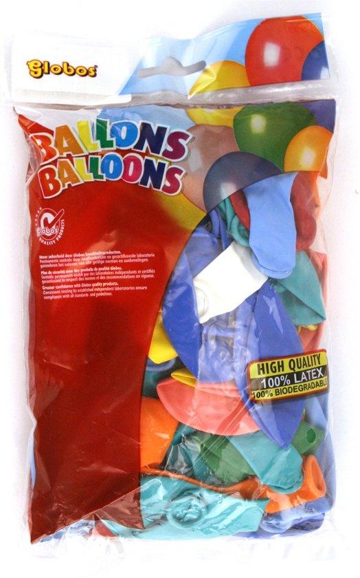 Globus Ballonnen | 50 Stuks | High Quality