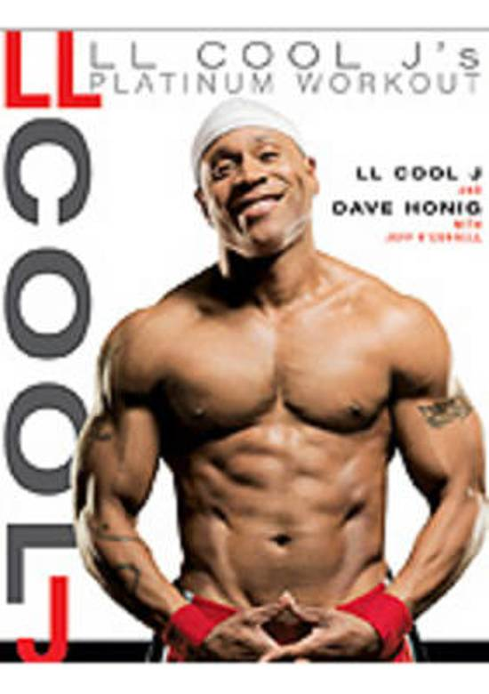 Ll Cool J Body Transformation Alle boeken van...