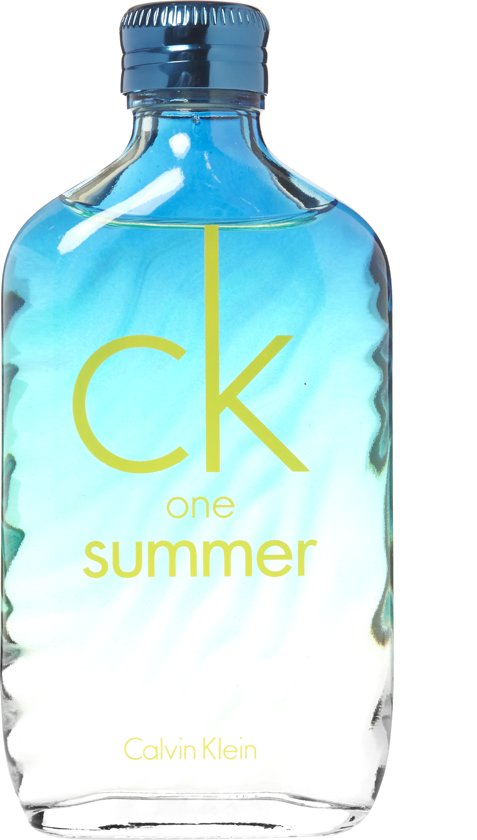 Calvin Klein One Summer Unisex - 100 ml - Eau de toilette