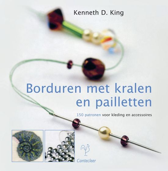 Extreem bol.com | Borduren met kralen en pailletten, Kenneth D. King &GI99
