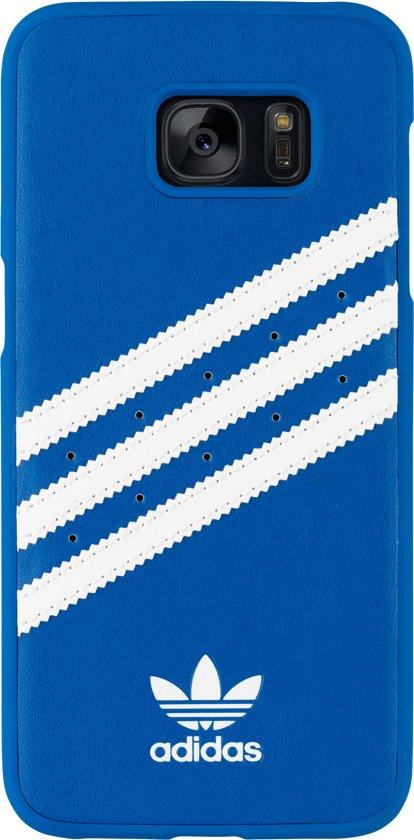 timeless design 64670 1fe7e adidas Originals Moulded case for Galaxy S7 Edge bluebird/white