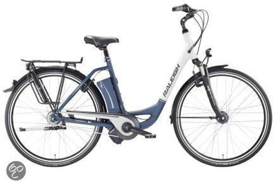 raleigh dover i elektrische fiets dames 50 cm blauw. Black Bedroom Furniture Sets. Home Design Ideas