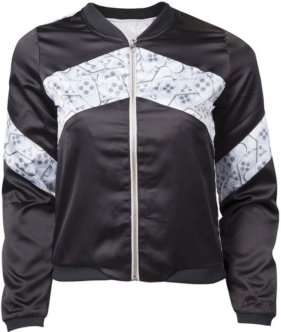 Playstation - Sublimation print, Female Jacket - L