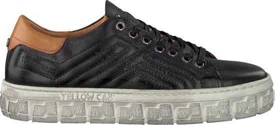 Yellow Cab Dames Sneakers Y22098 - Zwart - Maat 40