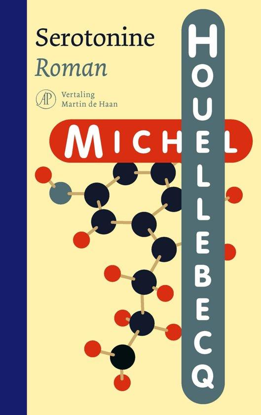 Boek cover Serotonine van Michel Houellebecq (Onbekend)